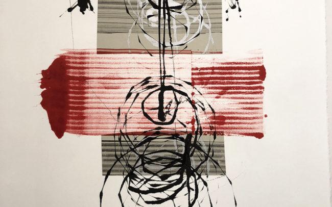 PAMELA DOVE ART NYC PRINTMAKING